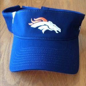 Denver Broncos visor